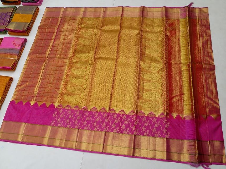 9aff987597a646 Pure Fancy Silks   S. K. A. Kanchipuram Silks Sarees Manufacturing